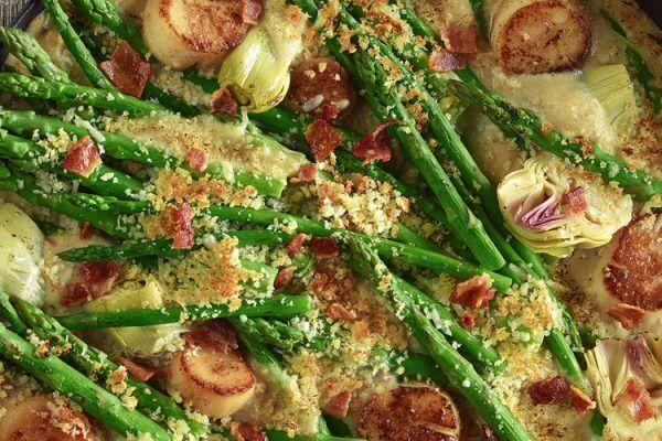 scallops-asparagus-artichoke-gratin-1200-600x400